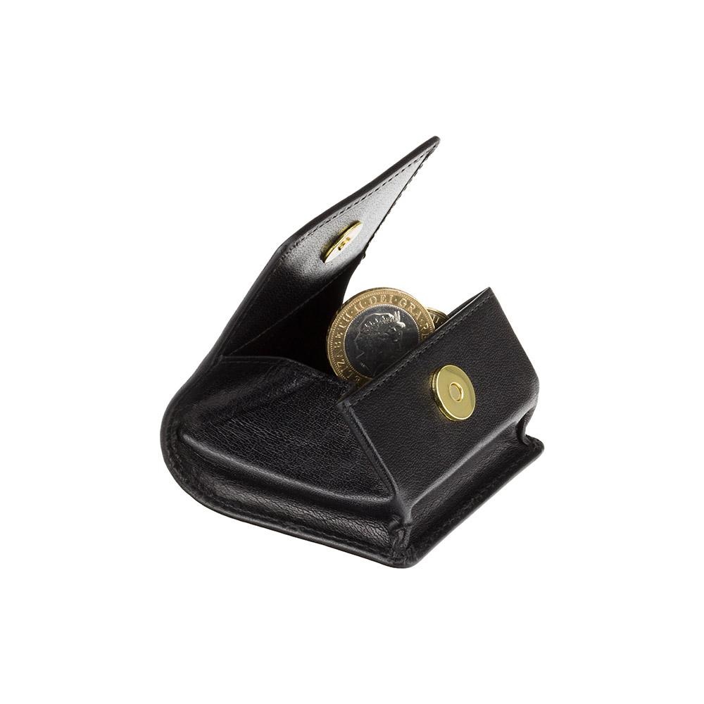 Монетница Visconti 421 - (black)