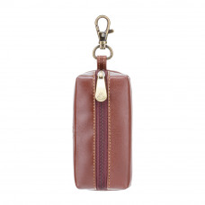 Кожаная ключница Visconti MZ18 - Prato (brown)