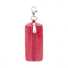 Кожаная ключница Visconti MZ18 - Prato (red)