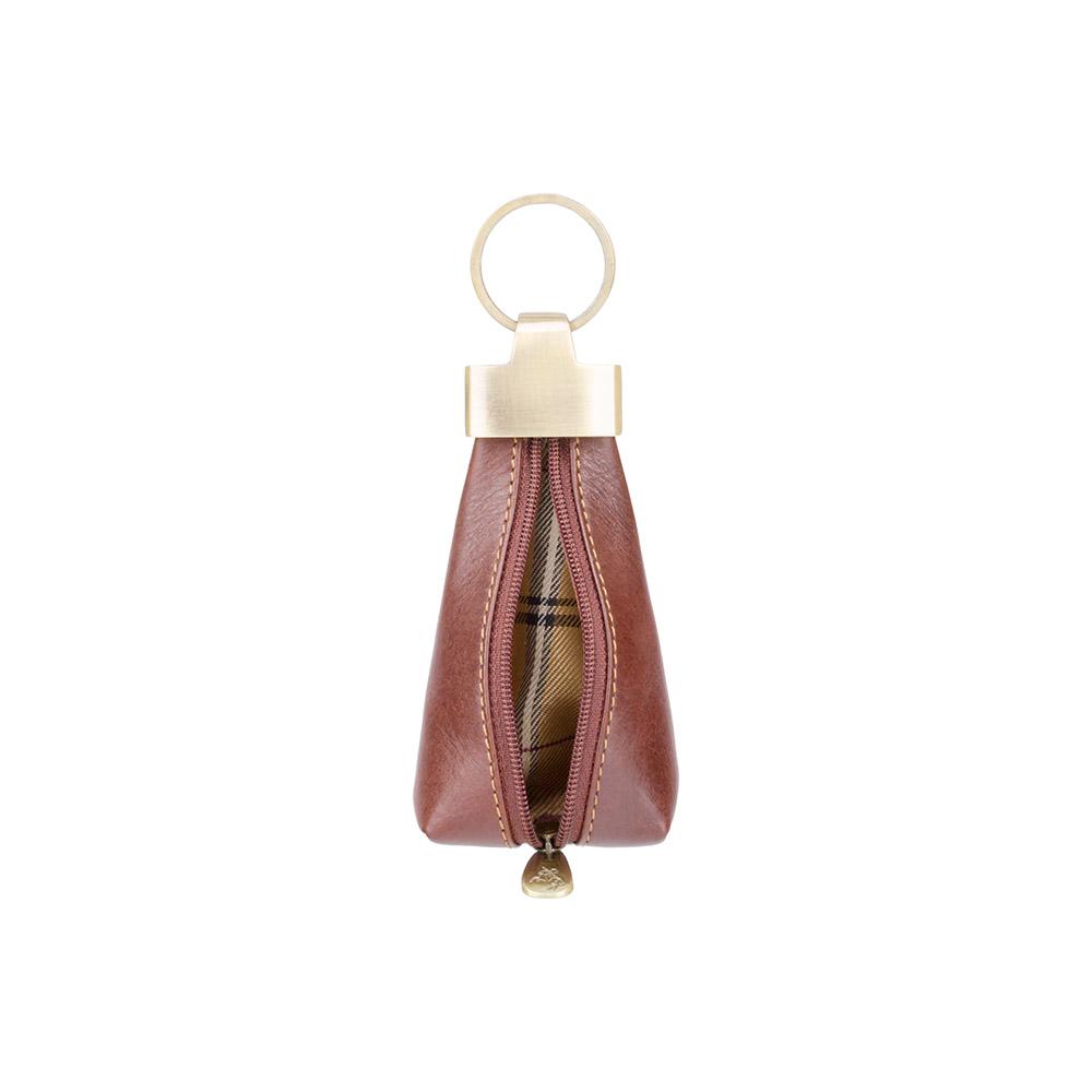 Кожаная ключница Visconti MZ20 - Verona (brown)