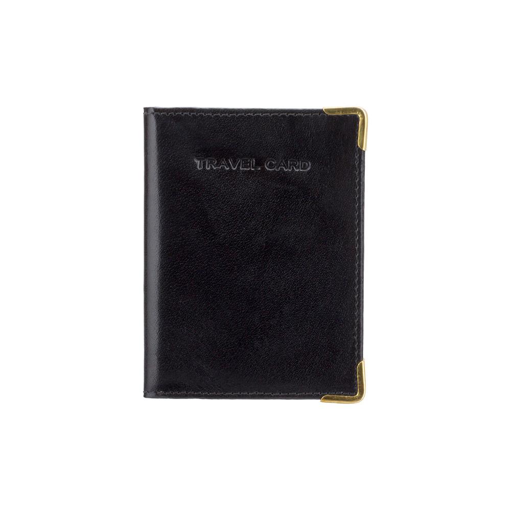 Обложка для автодокументов (евростандарт) Visconti TC5 - (Black)