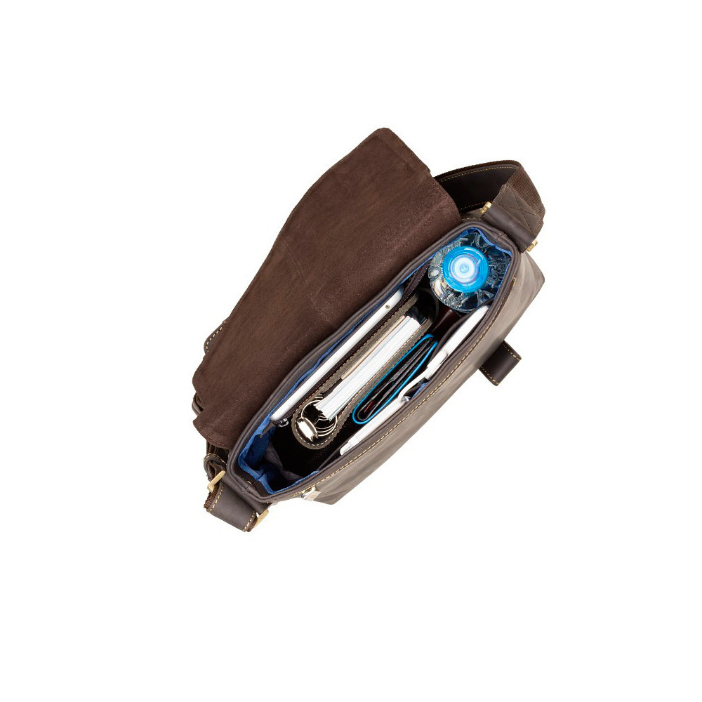 Мужская сумка-планшет Visconti 16071 - Aspin (oil brown)