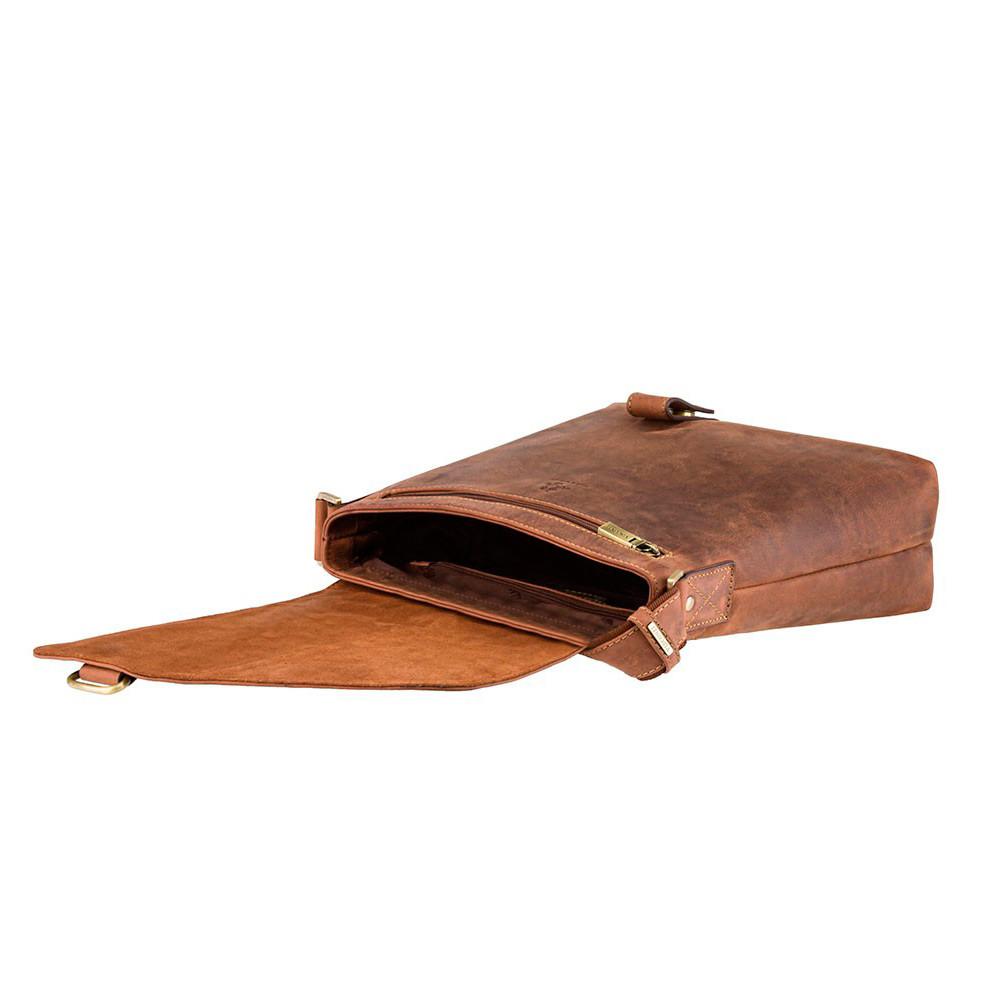 Мужская сумка-планшет Visconti 16071 - Aspin (oil tan)