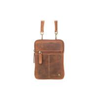 Мужская маленькая сумка Visconti S10 Remi (Oil Tan)