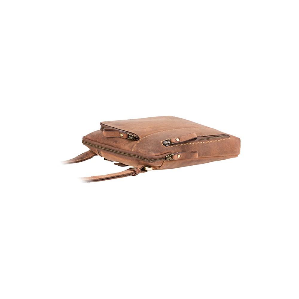 Мужская сумка Visconti 15056 [M] - Roy (oil tan)