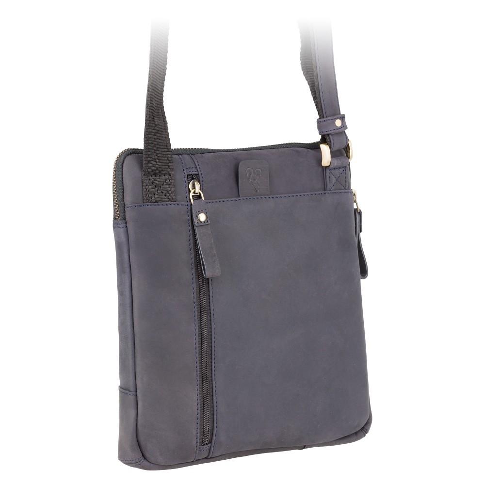 Мужская сумка Visconti 15056 [M] - Roy (oil blue)
