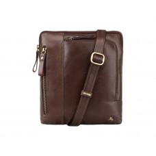 Мужская сумка через плечо Visconti ML20 - Roy (brown)