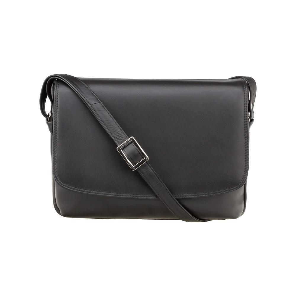 Женская кожаная сумка Visconti 3190 - Claudia (Black)
