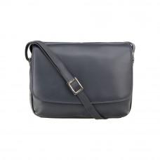 Женская кожаная сумка Visconti 3190 - Claudia (Navy)