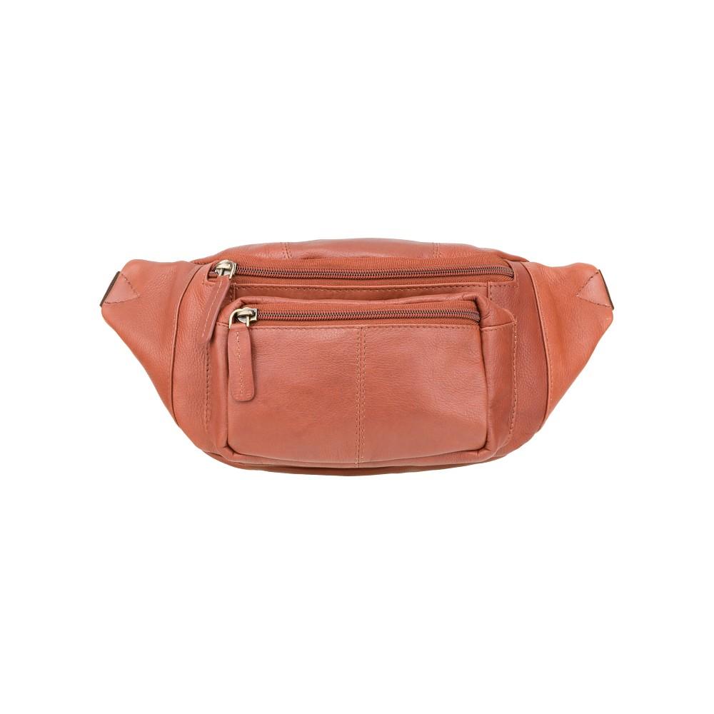 Мужская сумка на пояс Visconti 720 - (Brown)