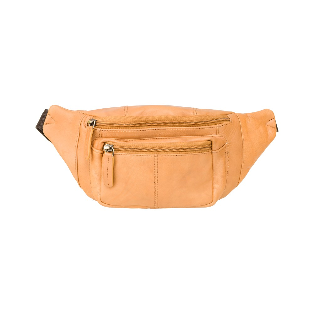 Мужская сумка на пояс Visconti 720 - (Sand)