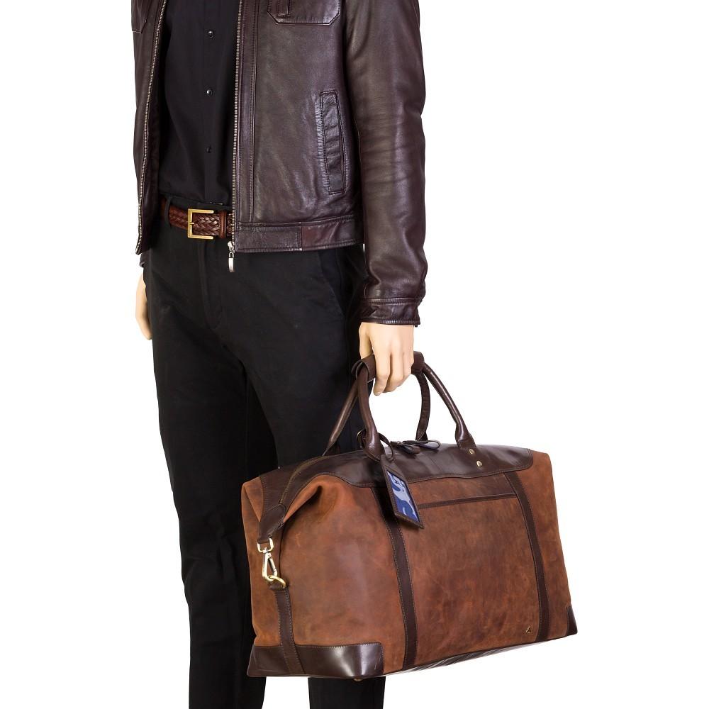 Дорожная сумка Visconti TC152 Voyager (Tan Merlin)