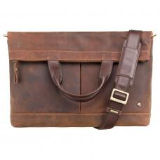 "Мужская сумка для ноутбука 13"" Visconti TC74 - Axel (Havana Tan)"