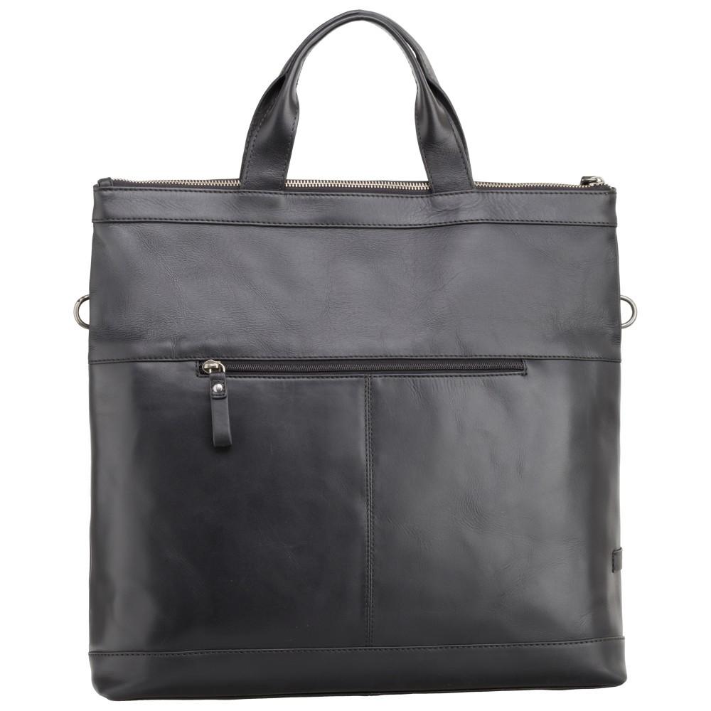 "Мужская сумка для ноутбука 13"" Visconti TC74 - Axel (Black)"