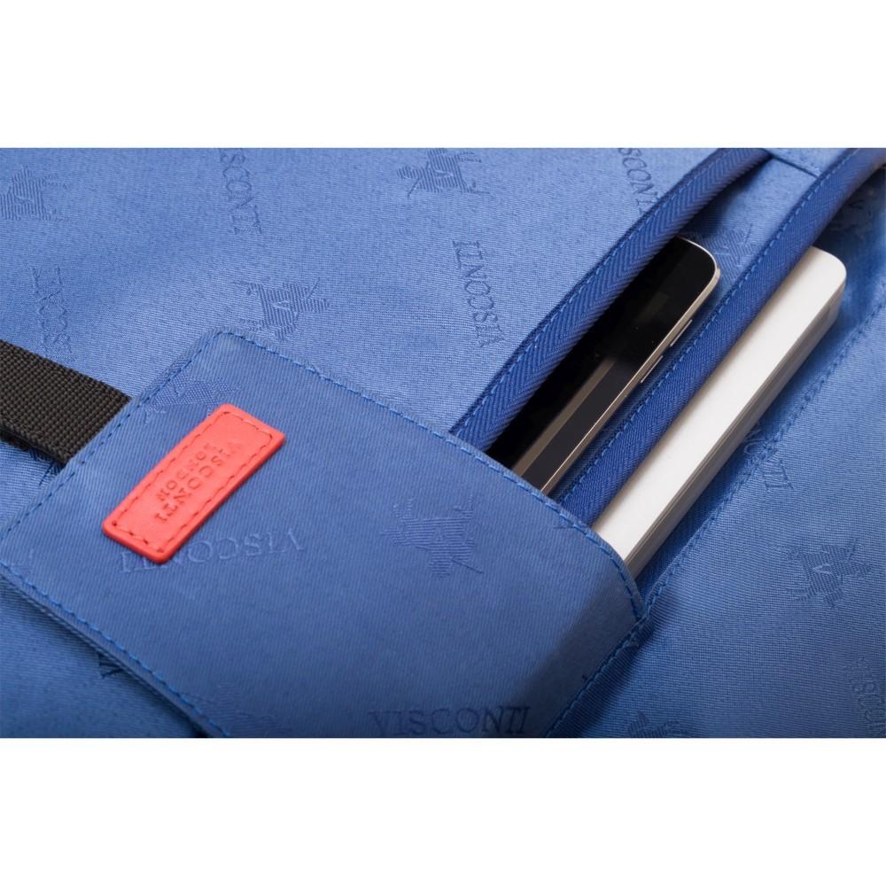 """Сумка для ноутбука 15"""" Visconti TC78 Octo с защитой RFID (Havana Tan)"""