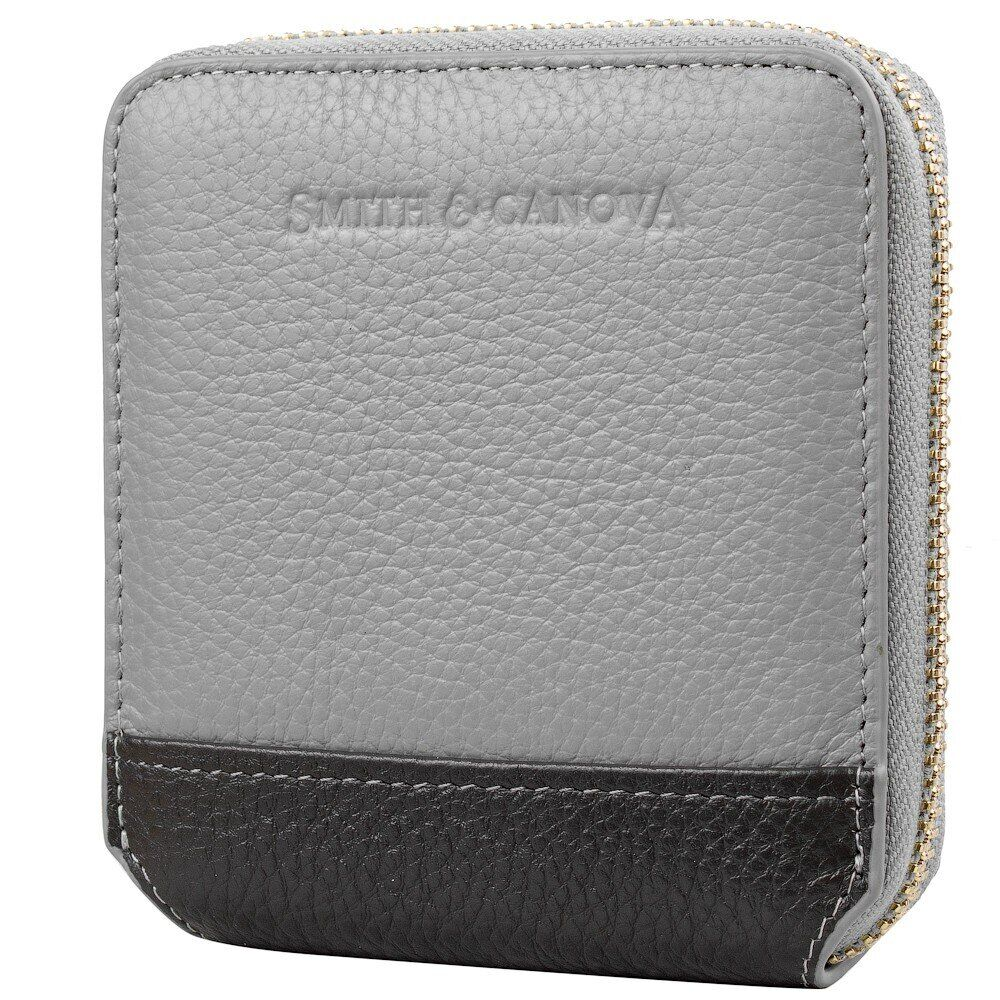 Женский кошелек Smith & Canova 26803 - Althorp (Grey)