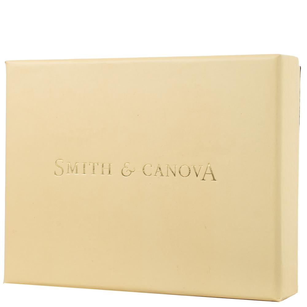 Женский кожаный кошелек Smith & Canova 28611 - Haxey (Fuchsia)
