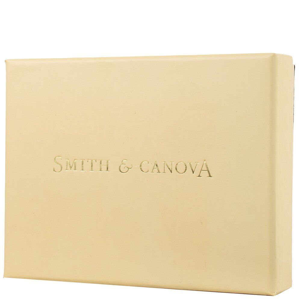 Женский кошелек Smith & Canova 28535 Haxey (Black-Patent)