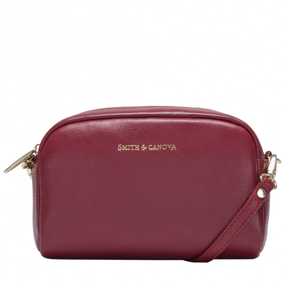 Женская сумка Smith & Canova 92914 - Regent (Burgundy)