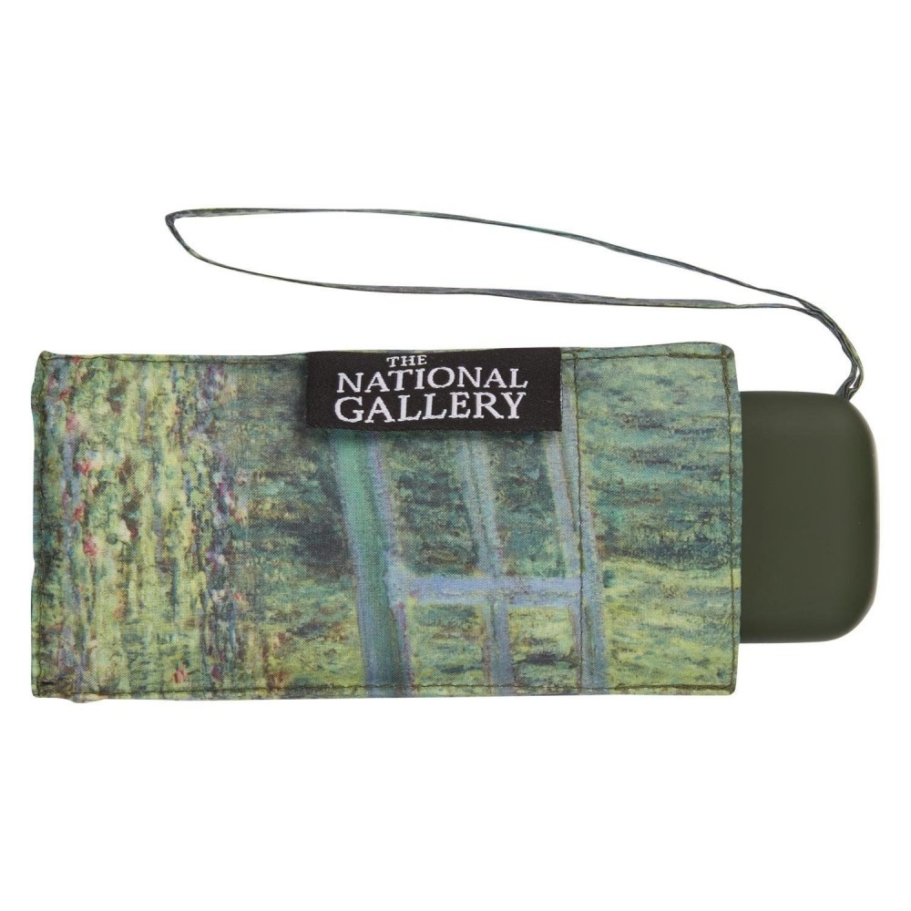 Женский зонт Fulton The National Gallery Tiny-2 L794 - Water Lily Pond - (Пруд)
