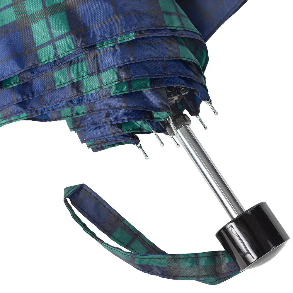 Женский механический зонт Incognito-4 L412 Black Watch (Клетка)