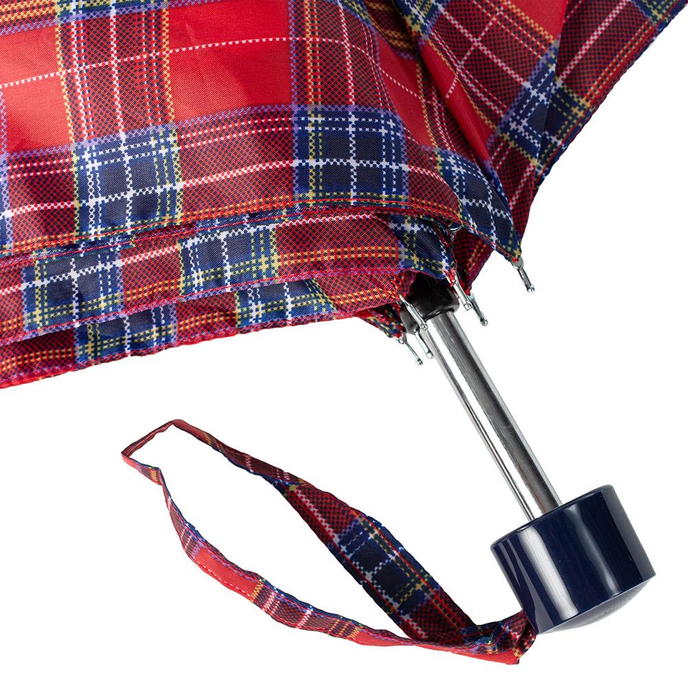Женский механический зонт Incognito-4 L412 Royal Stewart (Королевский Стюарт)