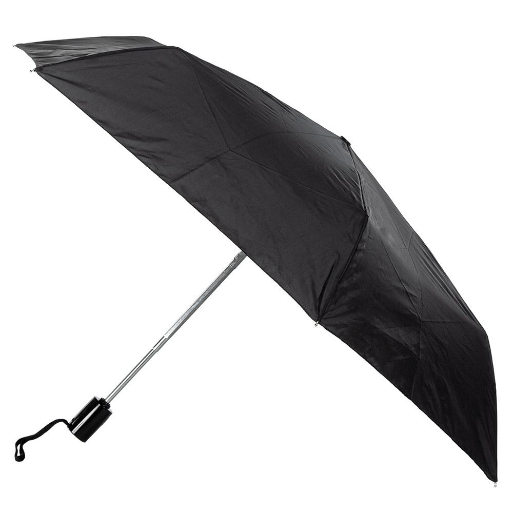 Зонт автомат Incognito-3 Open & Close L789 Black (Черный)