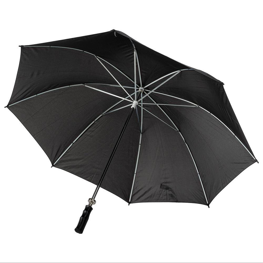 Семейный зонт (гольфер) Incognito-27 S617 Black (Черный)