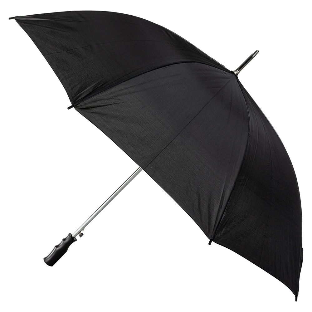 Семейный зонт (гольфер) Incognito-22 S826 Black (Черный)