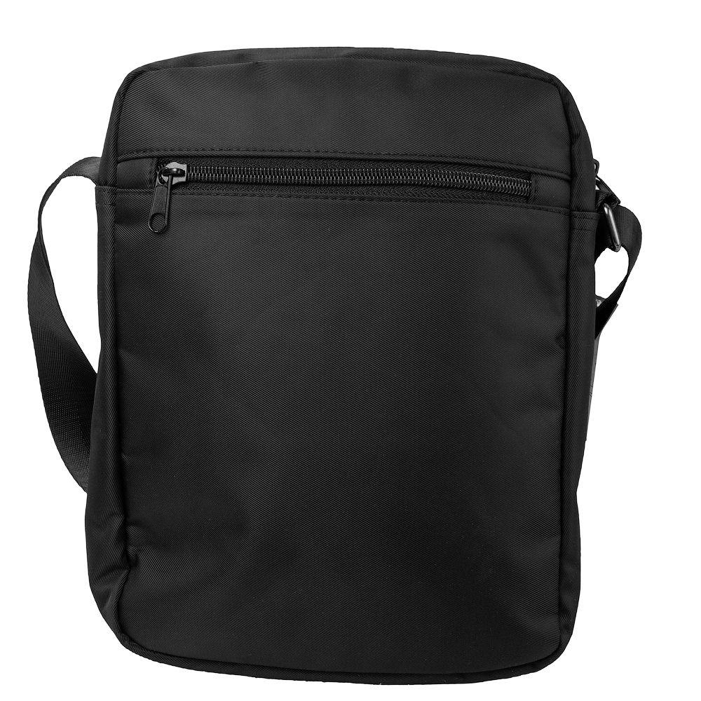 Мужская сумка текстильная Borderline 32 Black (Черный)