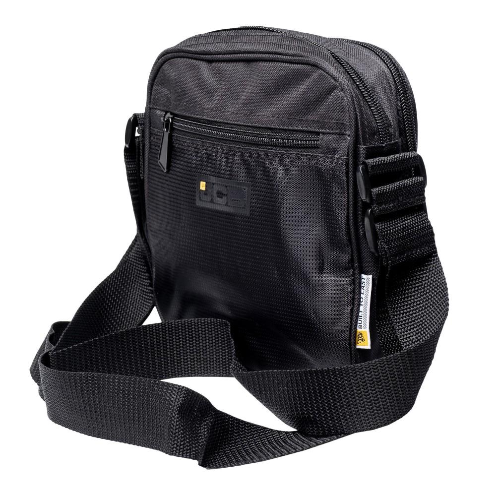 Сумка текстильная мужская JCB 20S Black (Черный)