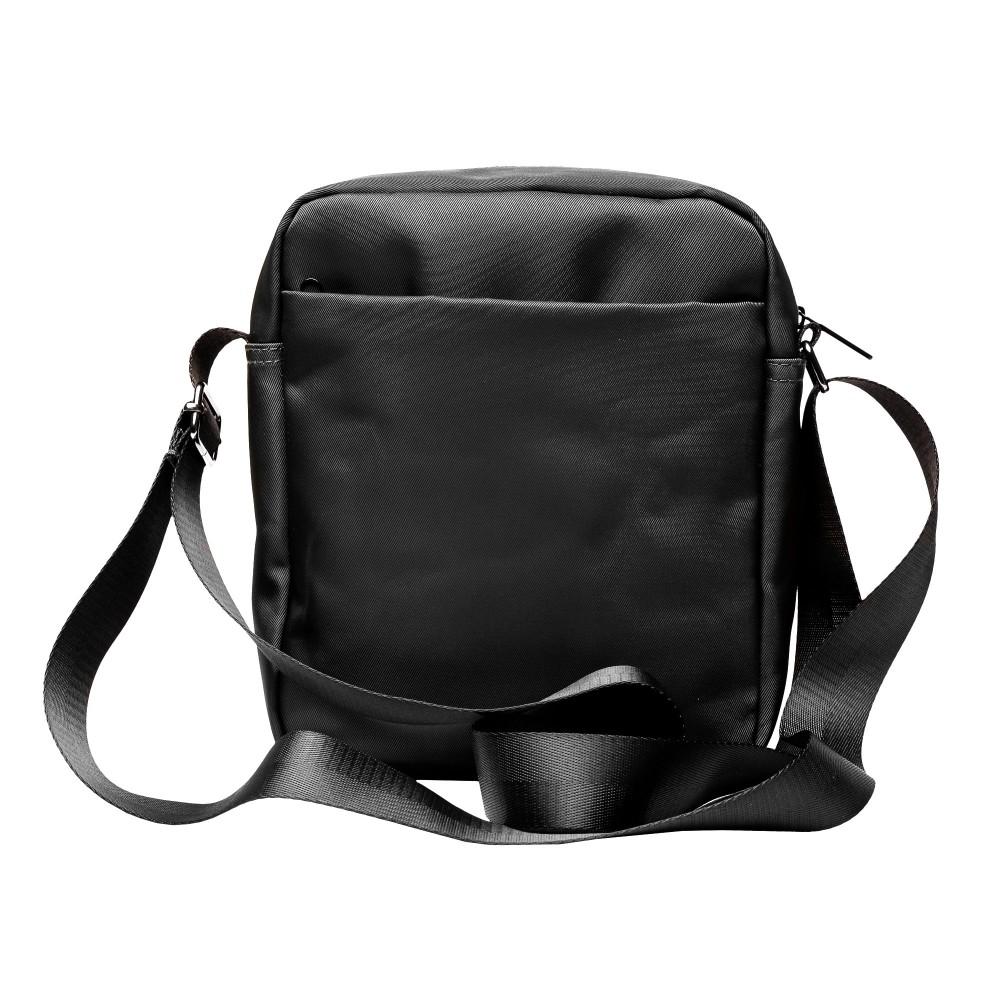 Сумка текстильная мужская JCB B31 Black (Черный)
