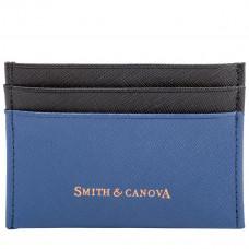 Картхолдер Smith & Canova 26827 - Devere (Navy-Black)