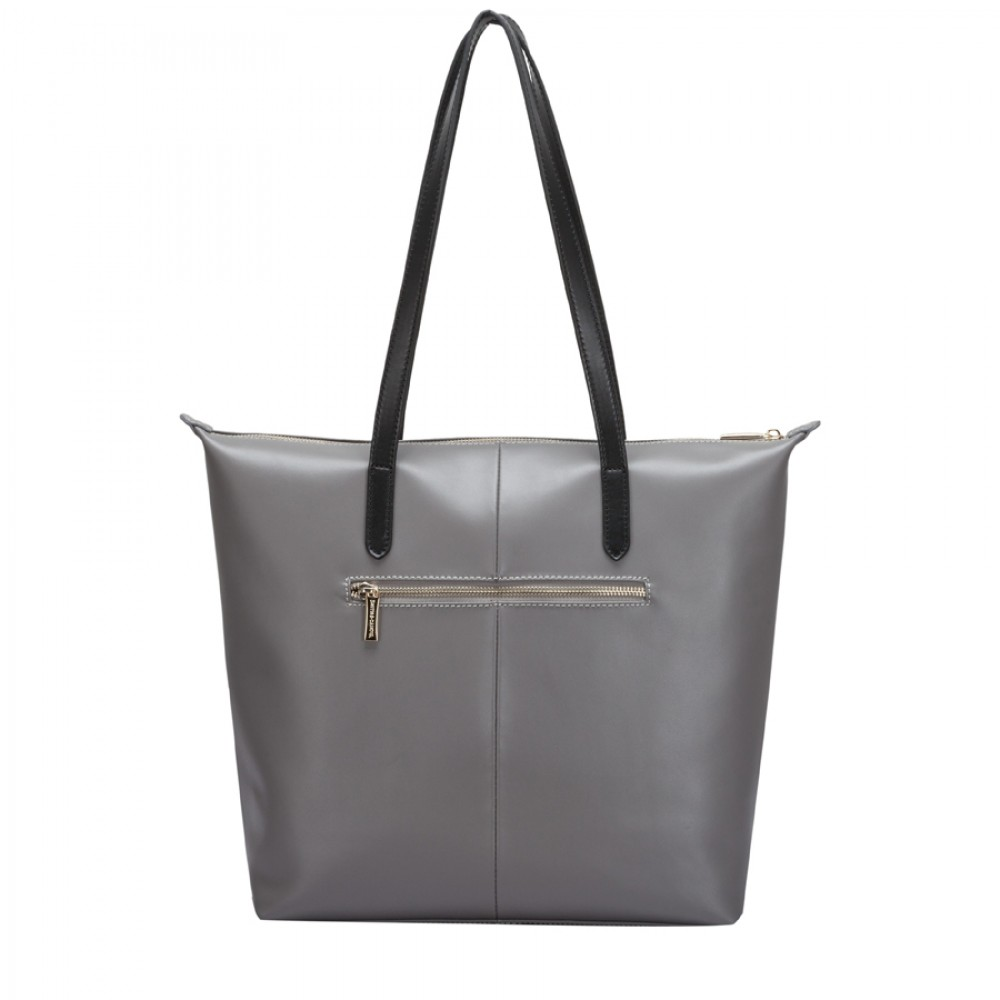 Женская сумка Smith & Canova 92649 - Josephine (Grey)