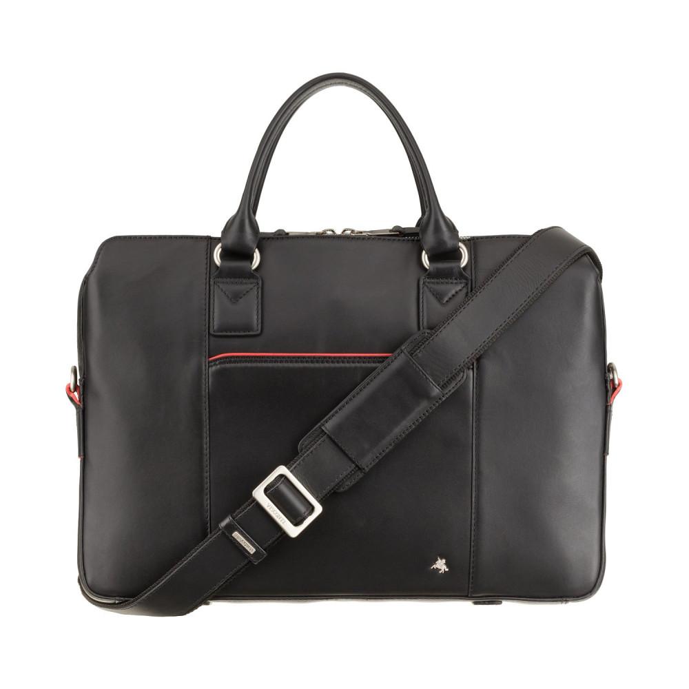 "Женская сумка для ноутбука 13"" Visconti WB70 Harriet (Black)"