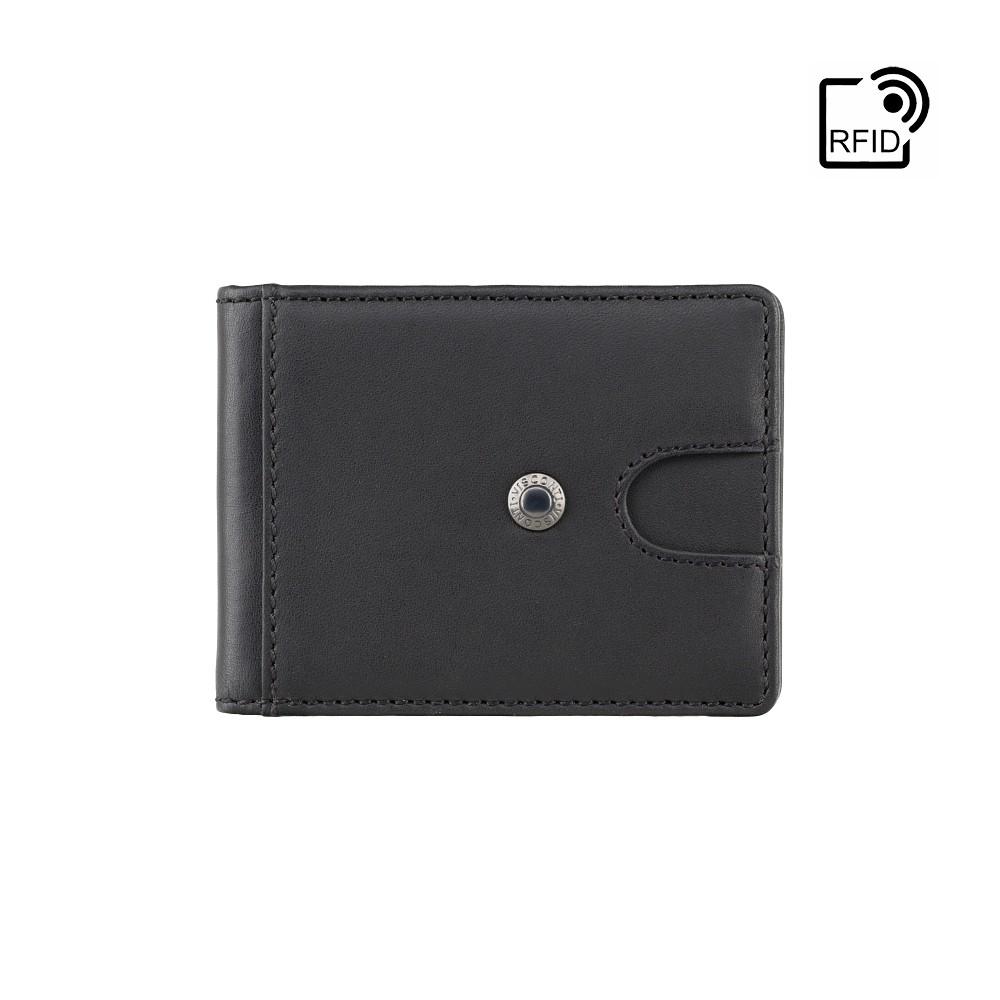 Зажим для купюр с Tap-n-Go Visconti VSL57 Chisel (Black/Cobalt)