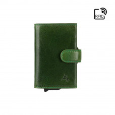 Кошелек-картхолдер Visconti VSL59 Fireblade (Green)