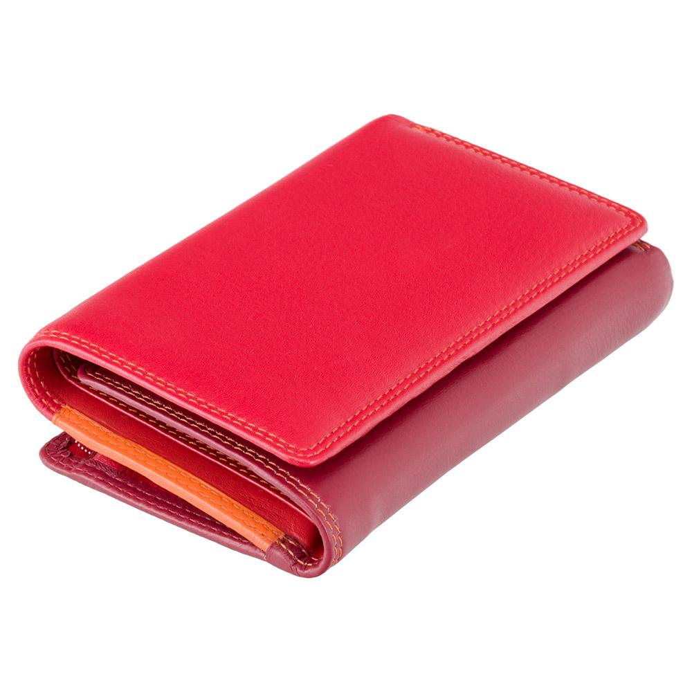 Женский кошелек Visconti RB43 - Bora (Red Multi)
