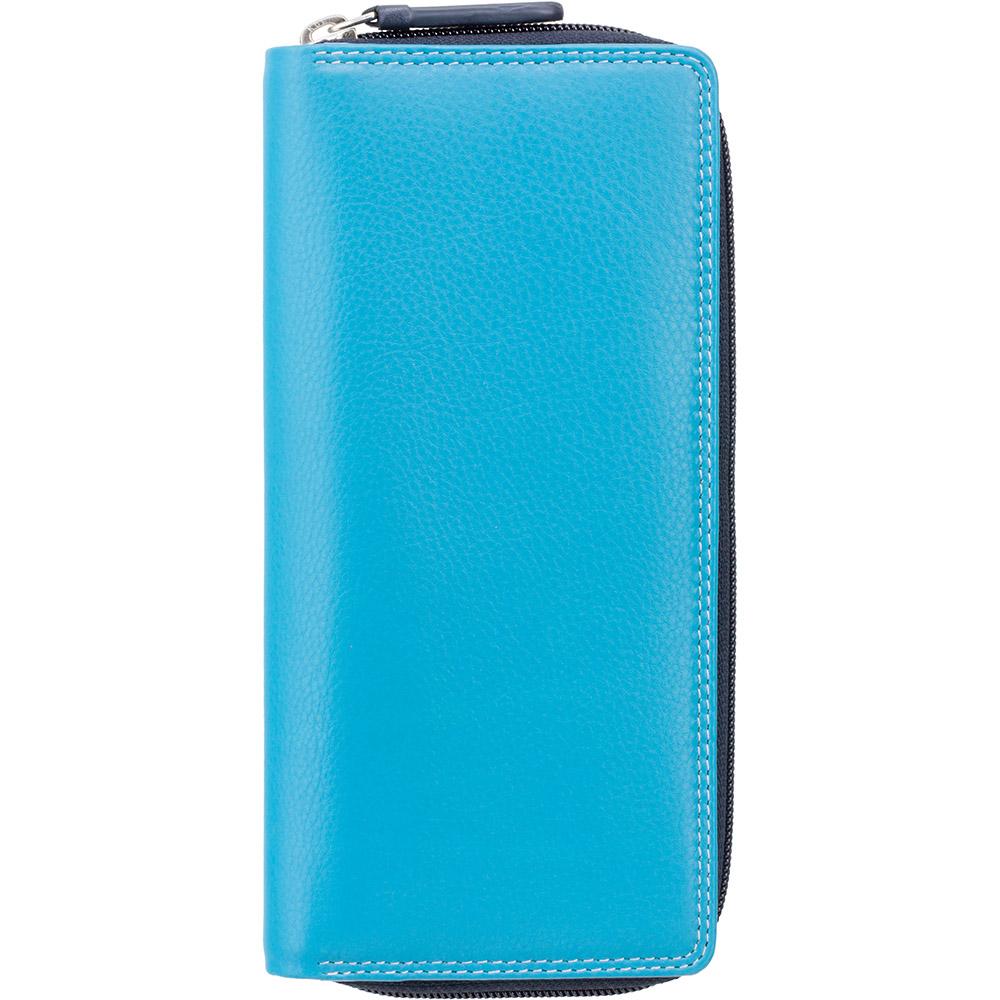 Женский кошелек Visconti RB55 - Honolulu (Blue Multi)