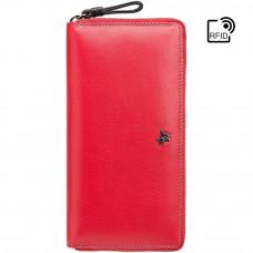 Женский кошелек Visconti SP33 с защитой RFID - Iris (Red Multi)