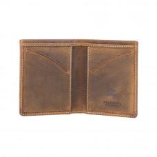 Мужской кожаный кошелек Visconti VSL21 с RFID - (oil tan)