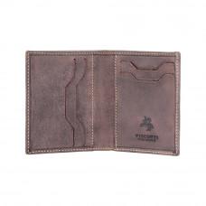 Мужской кожаный кошелек Visconti VSL26 с RFID  Jevelin (Oil Brown)