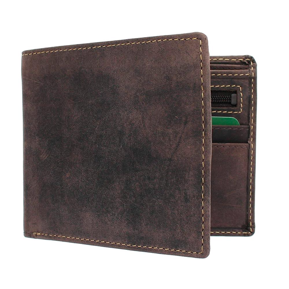 Мужской кошелек Visconti 707 - Shield (oil brown)