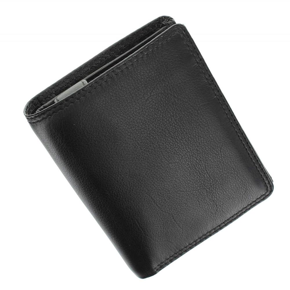 Мужской кошелек Visconti HT11 - Brixton (black)