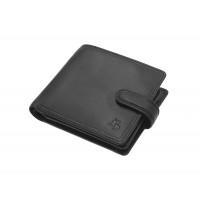 Мужской кошелек Visconti TSC42 с защитой RFID - Arezzo (Black)