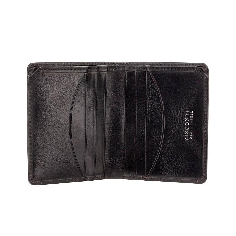 Мужской кошелек Visconti TSC39 с RFID - Xavi (black)