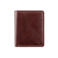 Мужской кожаный кошелек Visconti TSC-39 с RFID  - Xavi (brown)