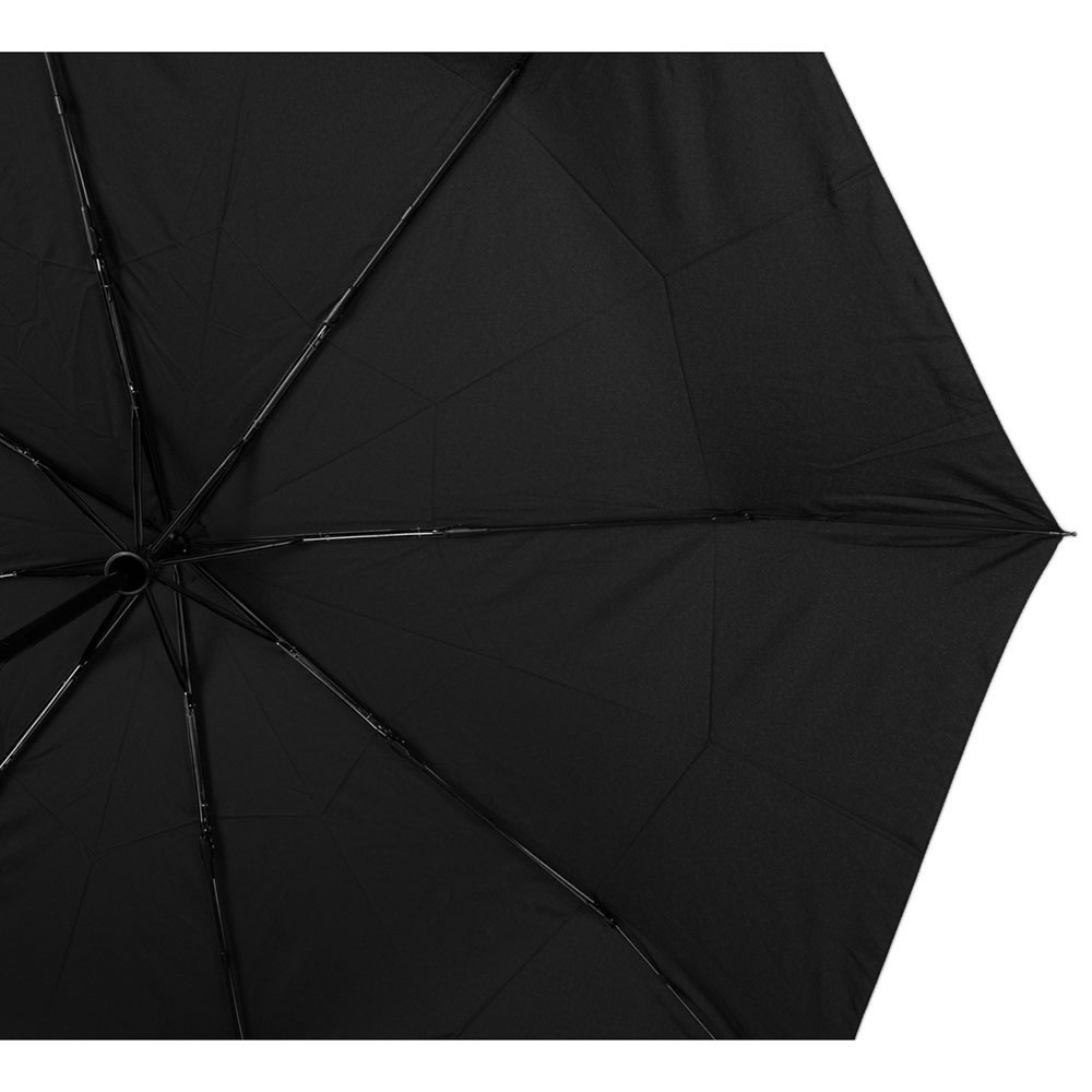 Мужской зонт автомат с большим куполом Fulton Open&Close Jumbo-1 G323 Black (Черный)