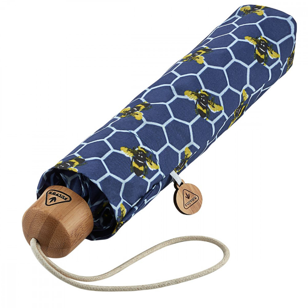 Женский зонт Fulton L905 Eco Planet Beehive (Улей)